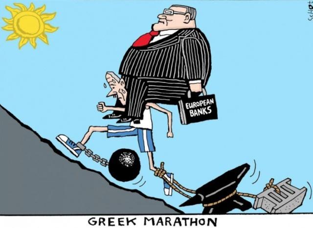 Смогут ли левые спасти Грецию? 12312310
