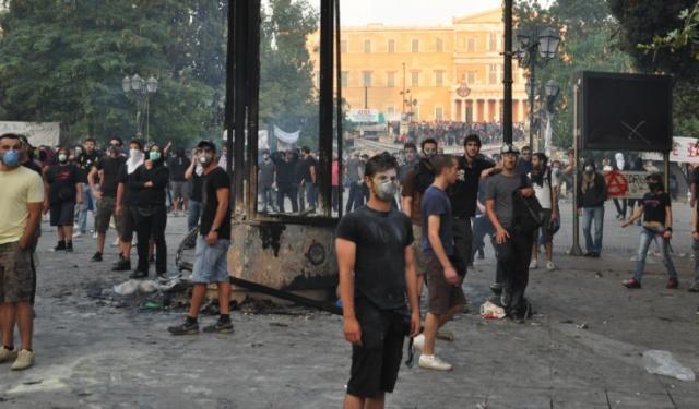 Смогут ли левые спасти Грецию? Greece10