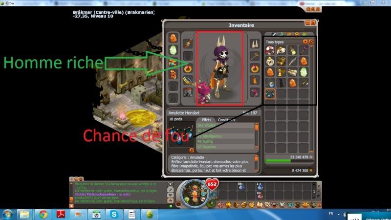 Screenshots en folie Chance10