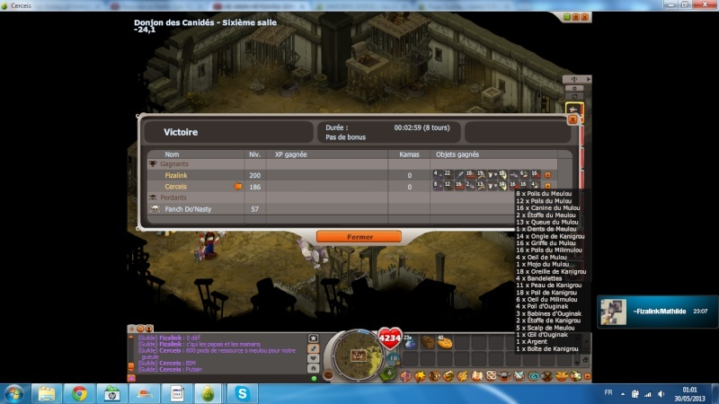 Screenshots en folie Drop_m10