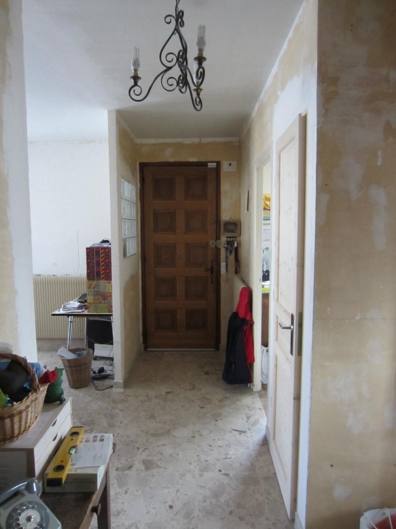 Choix de couleurs : Pièce à vivre/entrée/couloir, besoin de conseils ! Nouveau : Photos avant/après Maison11