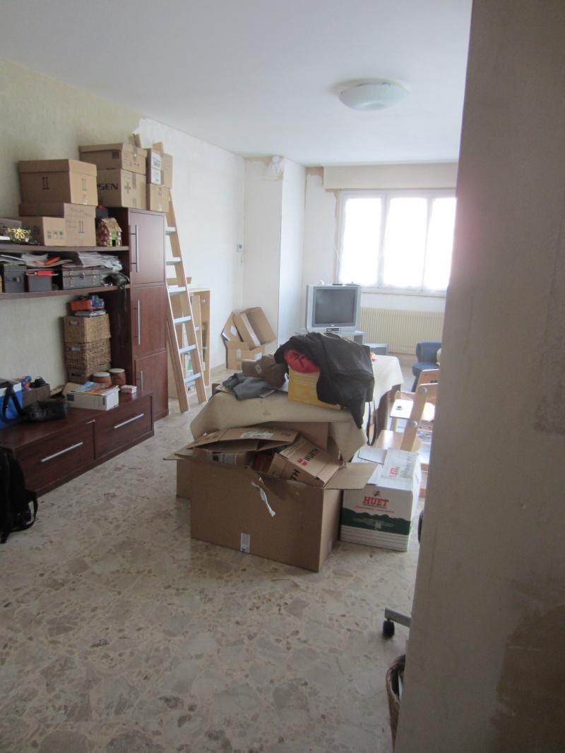 Choix de couleurs : Pièce à vivre/entrée/couloir, besoin de conseils ! Nouveau : Photos avant/après Maison13