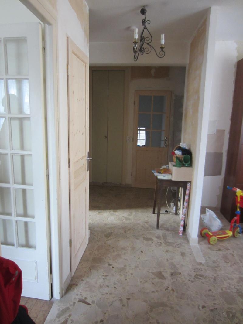 Choix de couleurs : Pièce à vivre/entrée/couloir, besoin de conseils ! Nouveau : Photos avant/après Maison16