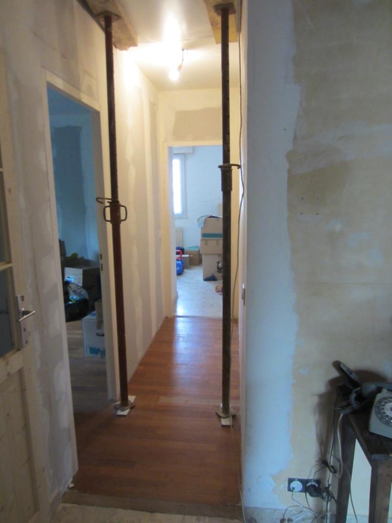 Choix de couleurs : Pièce à vivre/entrée/couloir, besoin de conseils ! Nouveau : Photos avant/après Maison18