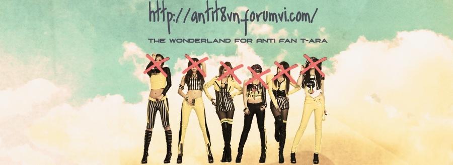 ☆♥.:.•*Anti T-ara Vietnam*•.:.♥☆