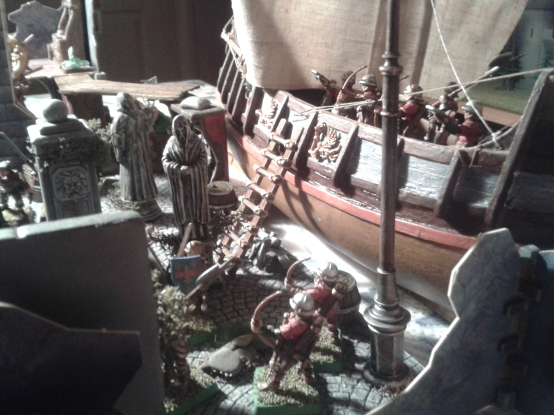 Waterfront Mordheim. battle is in full swing! 2013-013