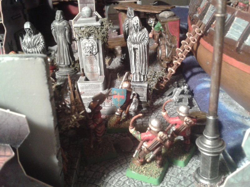 Waterfront Mordheim. battle is in full swing! 2013-017
