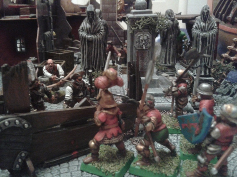 Waterfront Mordheim. battle is in full swing! 2013-021