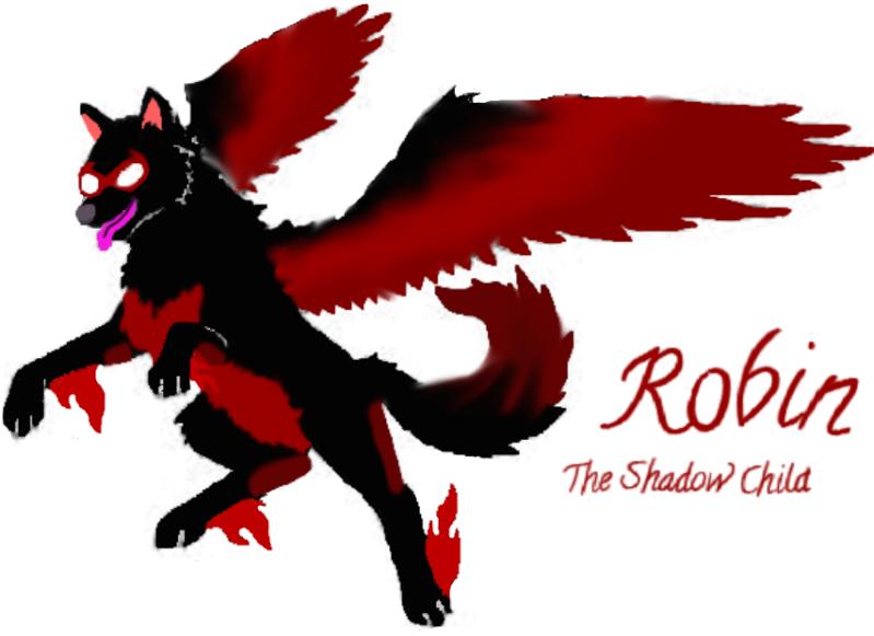 The Shadow Child Robin Robin_12