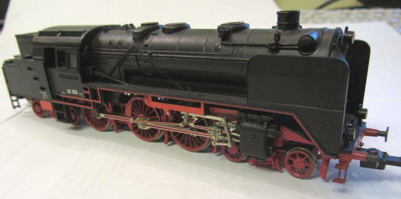 Meine vorletzte H0-Lok BR 62 003 62-0310