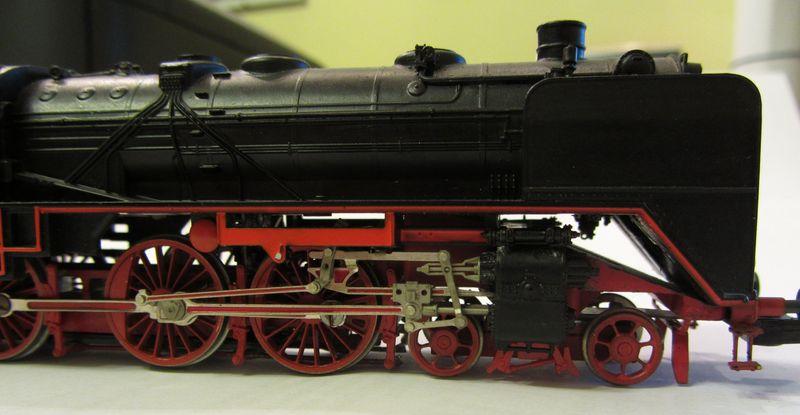 Meine vorletzte H0-Lok BR 62 003 62-0410