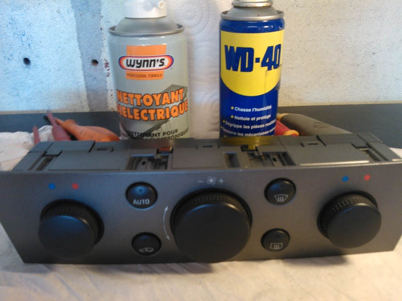 Molette de commande ventilation Wp_00010