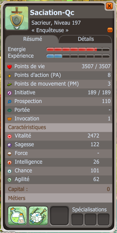 Saciou chez les pasou' ? Stats10
