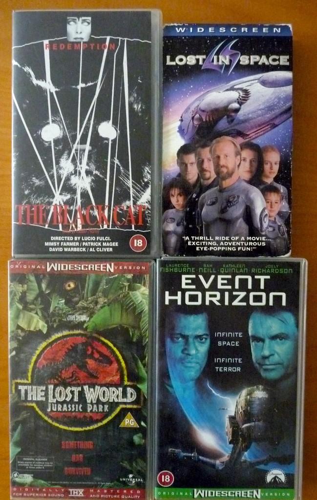 quelques VHS à vendre P1090912