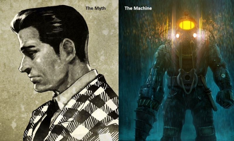 The Man/The Machine The_my12