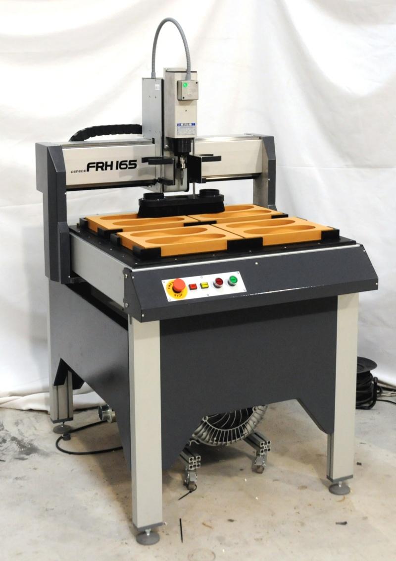quelle machine pour fraisage EVA 35 à 40mm max en 2D 1/2? Voxelc11