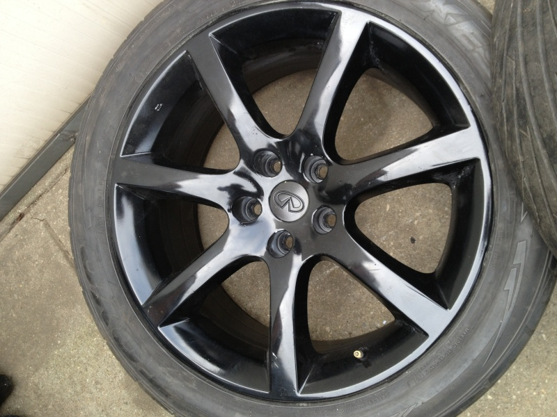 "18"" infiniti g35 coupe wheels Photo311"