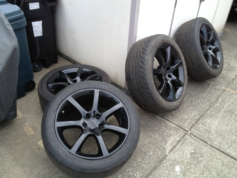 "18"" infiniti g35 coupe wheels Photo410"