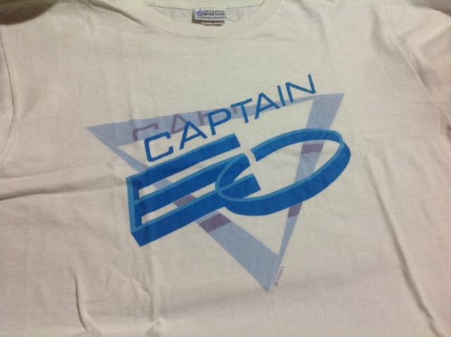 Vendo Tshirt Captain EO Originale Disney meta' anni 80 Foto14