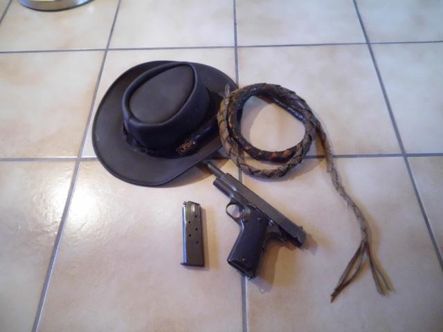 P38 contre Colt M1911A1 Dsci0414