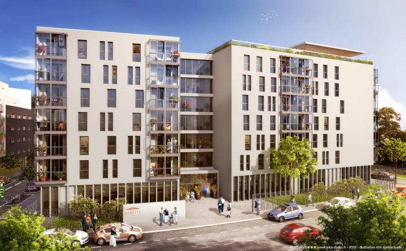 Ouverture de la 32ème résidence services seniors DOMITYS à Lyon (7ème) 154-1012
