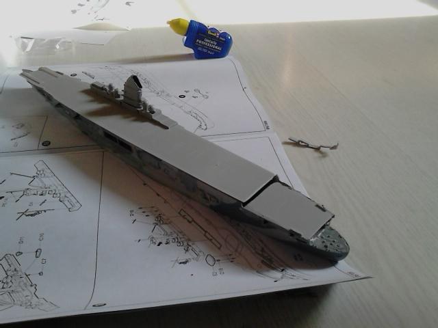 Les projets de bateaux de l'axe(toutes marques et toutes échelles confondues). Dsc_5322