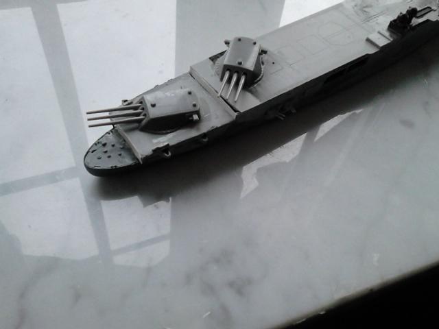 Les projets de bateaux de l'axe(toutes marques et toutes échelles confondues). - Page 2 Dsc_5526