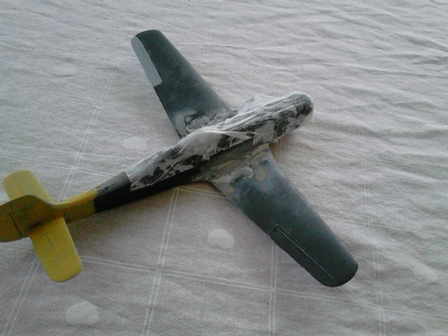 Luftwaffe 46 et autres projets de l'axe à toutes les échelles(Bf 109 G10 erla luft46). - Page 24 Dsc_5619