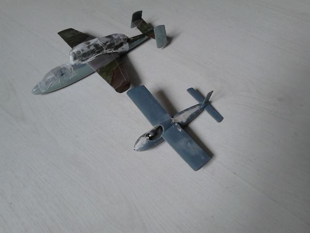 Luftwaffe 46 et autres projets de l'axe à toutes les échelles(Bf 109 G10 erla luft46). - Page 24 Dsc_5624