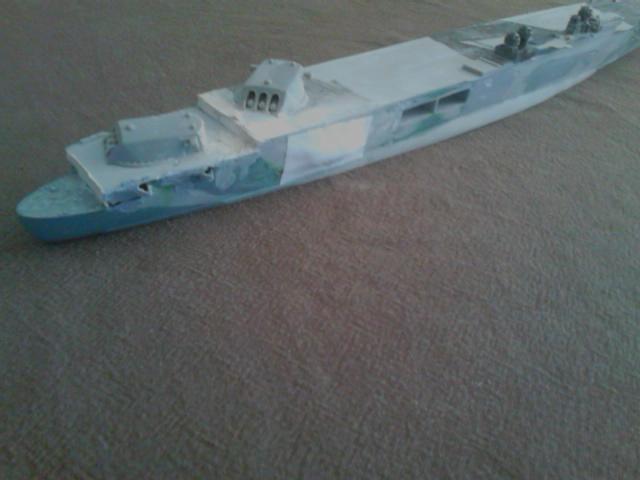 Les projets de bateaux de l'axe(toutes marques et toutes échelles confondues). - Page 3 Dsc_5737