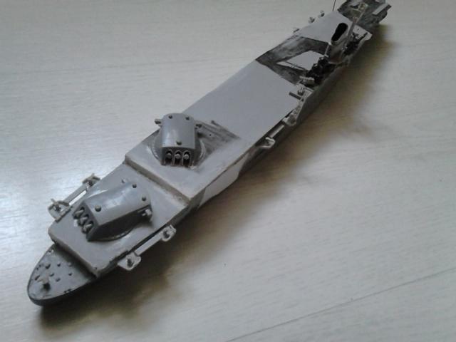Les projets de bateaux de l'axe(toutes marques et toutes échelles confondues). - Page 5 Dsc_5743