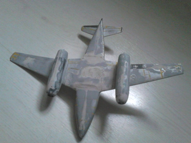 Luftwaffe 46 et autres projets de l'axe à toutes les échelles(Bf 109 G10 erla luft46). - Page 24 Dsc_5834