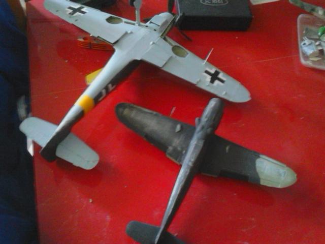 Luftwaffe 46 et autres projets de l'axe à toutes les échelles(Bf 109 G10 erla luft46). - Page 24 Dsc_5920