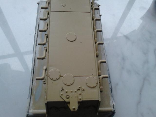 [AMUSING HOBBY] Panzerkampfwagen V PANTHER II rRéf 35A040  Dsc_5963