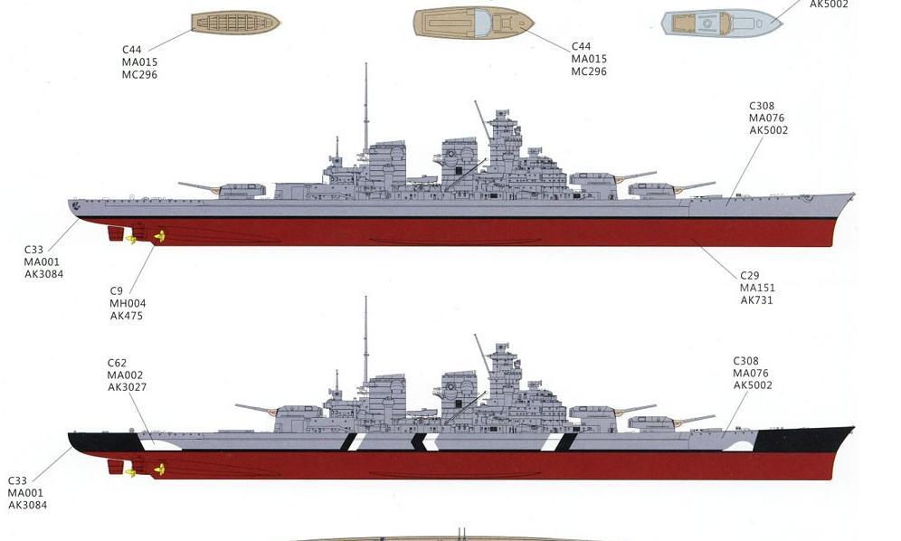 Les projets de bateaux de l'axe(toutes marques et toutes échelles confondues). - Page 3 H_clas10