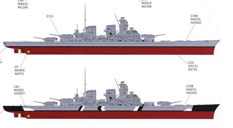 Les projets de bateaux de l'axe(toutes marques et toutes échelles confondues). - Page 4 H_clas11