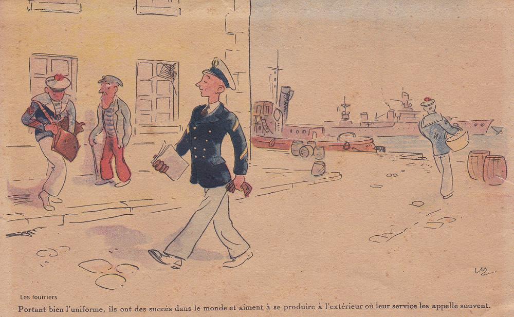 ÉCOLE DES FOURRIERS DE ROCHEFORT - Page 36 Marine13