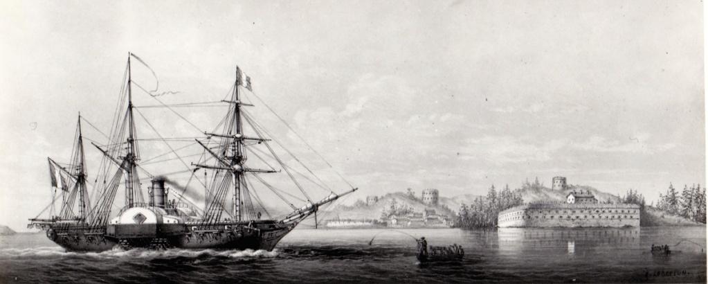 [ Blog visiteurs ] Recherche renseignements concernant les Militaires Français ayant participé à la bataille de Bomarsund (iles d'Aland,) en 1854 (Guerre de Crimée). Reine_10