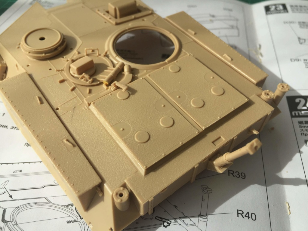 M1A2 Abrams Tusk MENG 1/35 Termine - Page 2 1111