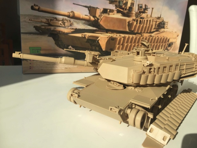 M1A2 Abrams Tusk MENG 1/35 Termine - Page 2 1312