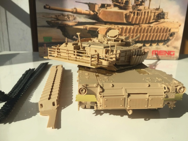 M1A2 Abrams Tusk MENG 1/35 Termine - Page 2 1511