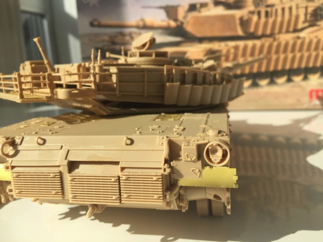 M1A2 Abrams Tusk MENG 1/35 Termine - Page 2 1612