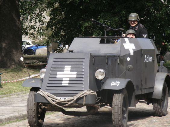 Adler Kfz.13 - Bronco - 1/35 169ae210