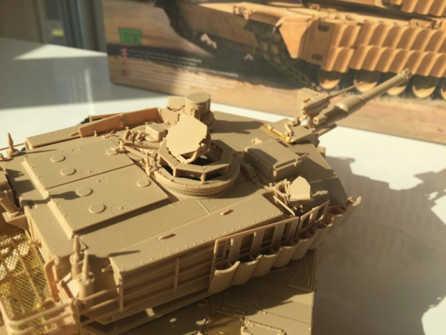 M1A2 Abrams Tusk MENG 1/35 Termine - Page 2 1711