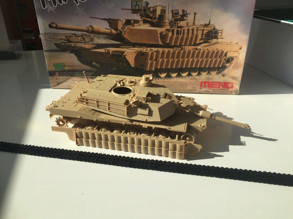 M1A2 Abrams Tusk MENG 1/35 Termine - Page 2 1810