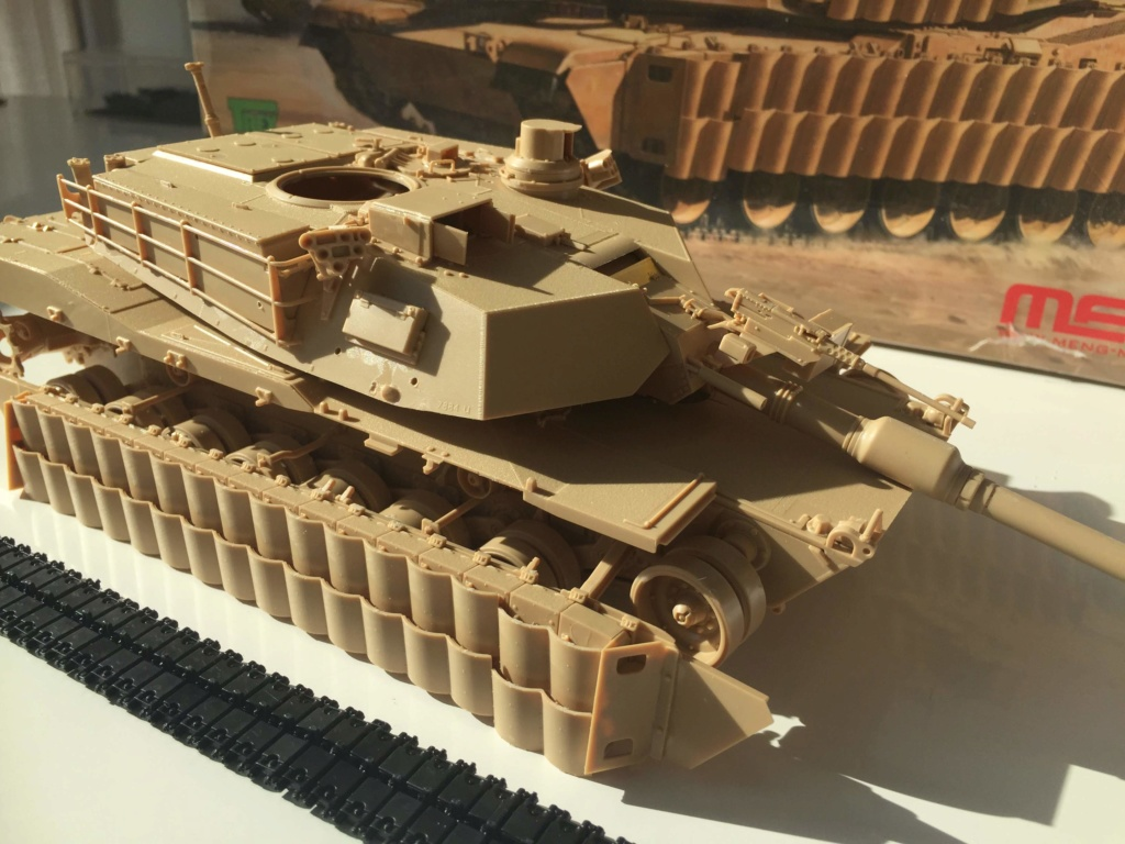 M1A2 Abrams Tusk MENG 1/35 Termine - Page 2 2010