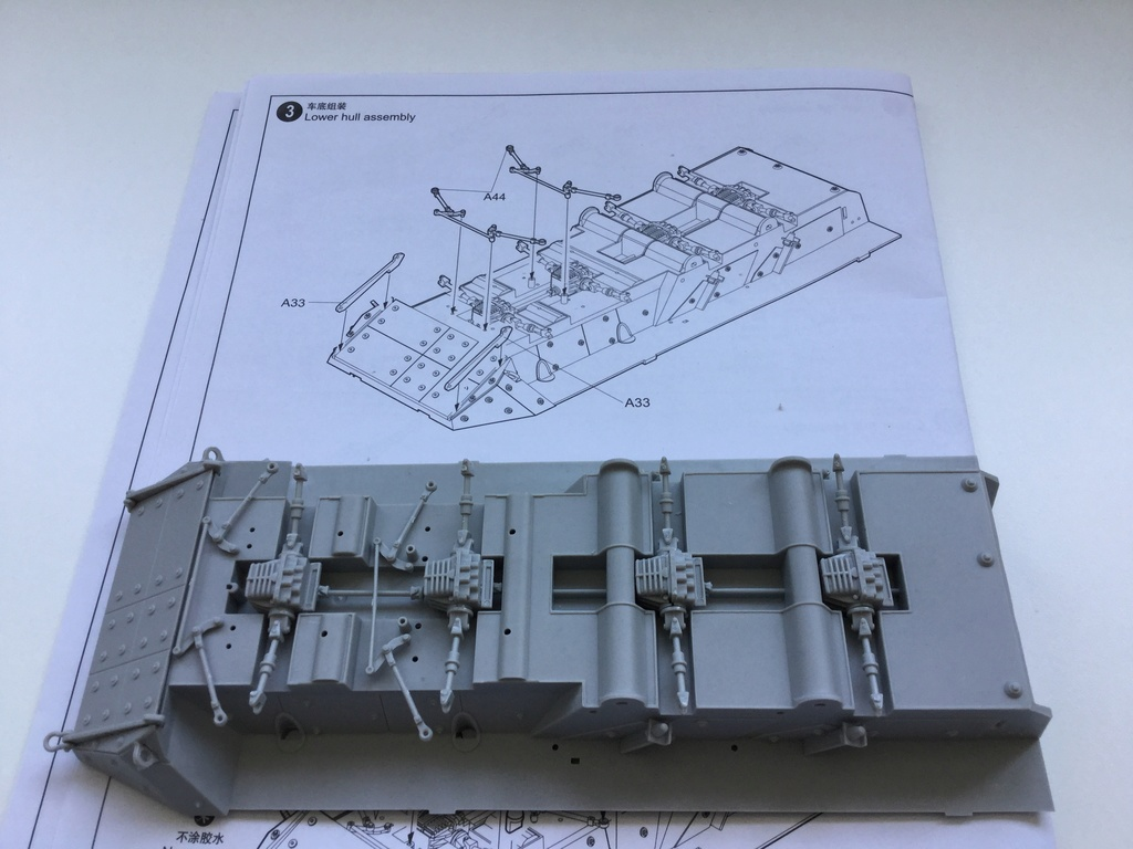 M1129 Stryker Mortar Carrier Vehicle MC-B Tumpeter 1/35 2018-021