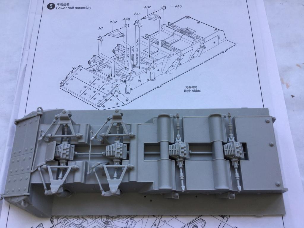 M1129 Stryker Mortar Carrier Vehicle MC-B Tumpeter 1/35 2018-026