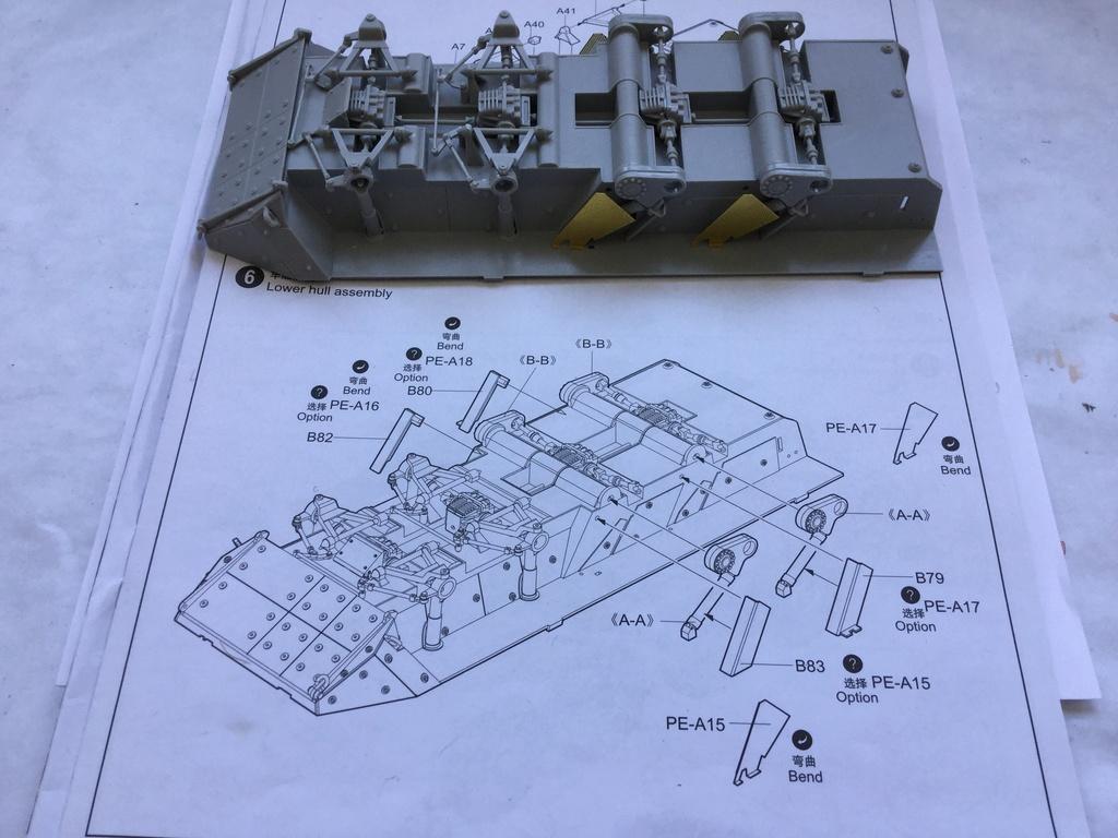 M1129 Stryker Mortar Carrier Vehicle MC-B Tumpeter 1/35 2018-027