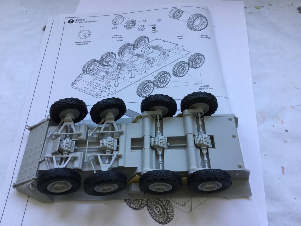 M1129 Stryker Mortar Carrier Vehicle MC-B Tumpeter 1/35 2018-029